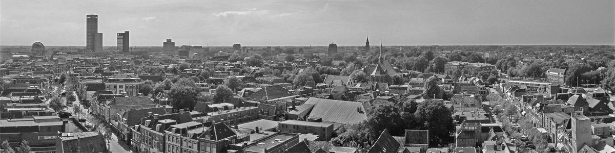 Leeuwarden-skyline