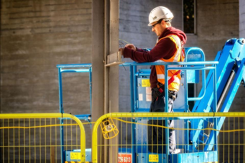 bouw medewerker