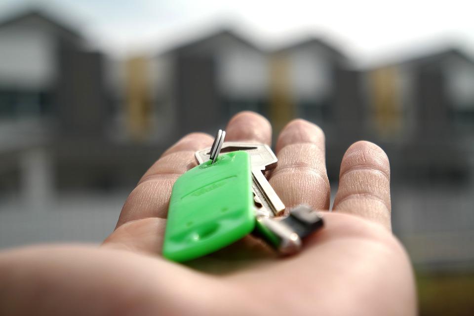 sleutel van huis